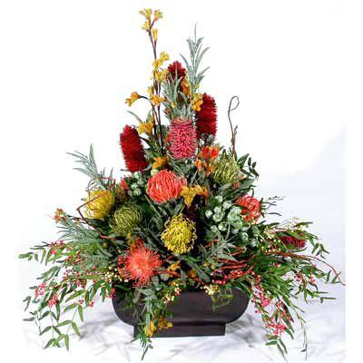 Flowers Australian Native Artificial